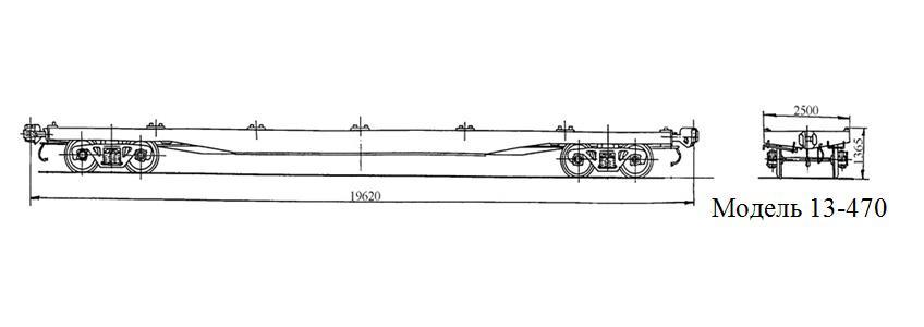 Фитинговая платформа. Модель 13-470